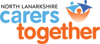 North Lanarkshire Carers Logo