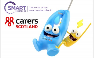 Carers Scotland and Smart Energy GB Smart Meter Rollout Across Scotland
