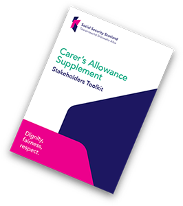 Carers Allowance Cover